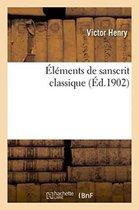 Elements de sanscrit classique