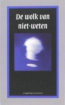Boek cover De wolk van het niet weten van Anoniem