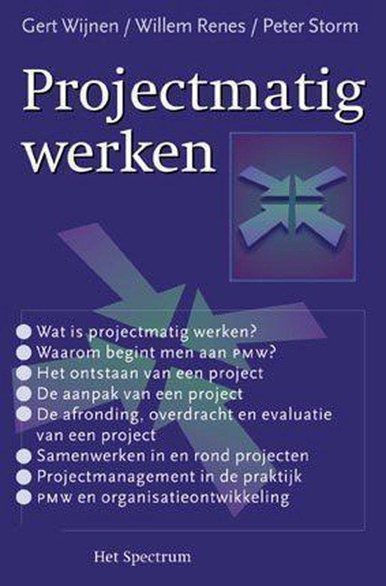 Projectmatig Werken - Gert Wijnen pdf epub