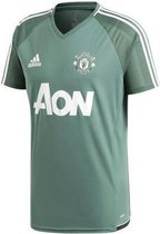 adidas - Manchester United FC Training Jersey - Heren - maat L