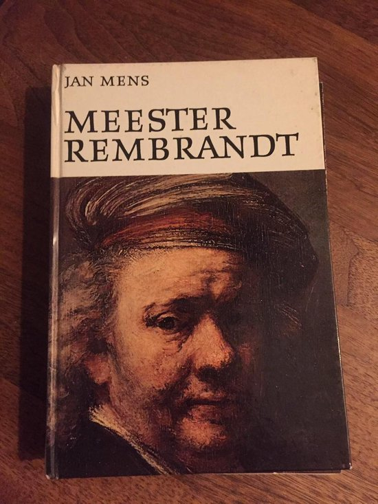 Meester Rembrandt - Jan Mens | Fthsonline.com