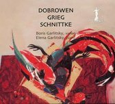Boris Garlitsky - Dobrowen - Grieg - Schnittke