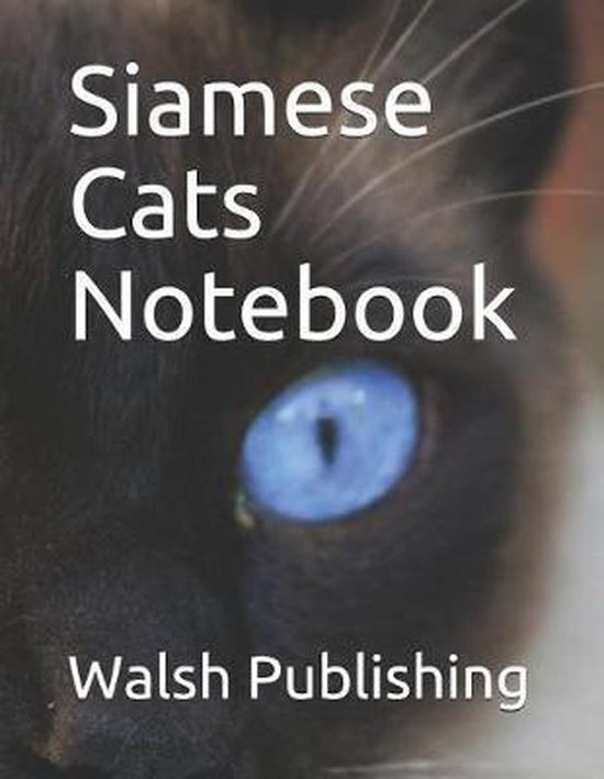 Siamese Cats Notebook