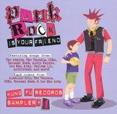 Punk Rock Is Your Friend Vol.4
