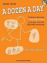 A Dozen a Day Book 4 - Book/CD Pack