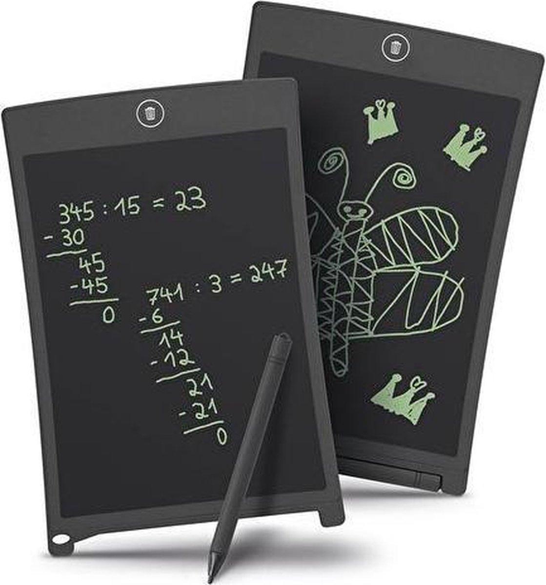 """Wedo Ewriter - 8.5"""" LCD schrijf- en tekenbord"""