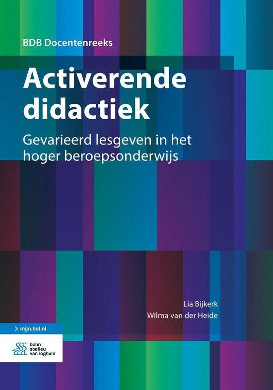 BDB Docentenreeks - Activerende didactiek - Lia Bijkerk |