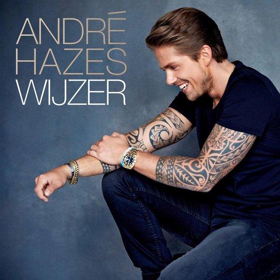 CD cover van Wijzer van André Hazes Jr.