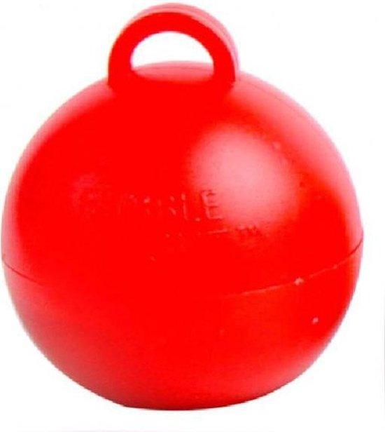 Ballongewicht bubble rood (35gr)