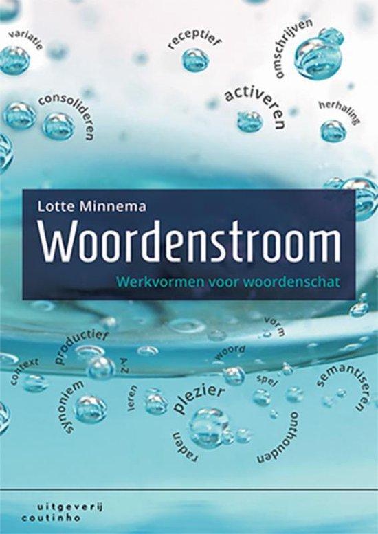 Boek cover Woordenstroom van Lotte Minnema (Paperback)