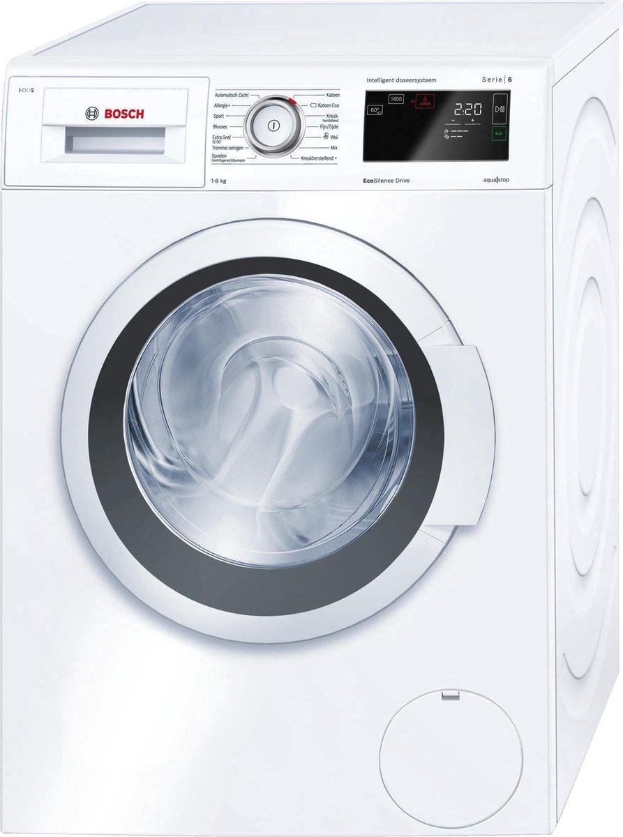 Bol Com Bosch Wat28640nl I Dos Serie 6 Wasmachine