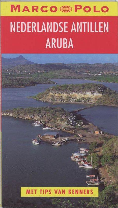 Marco Polo Reisgids Nederlandse Antillen en Aruba - Mayra Paula  