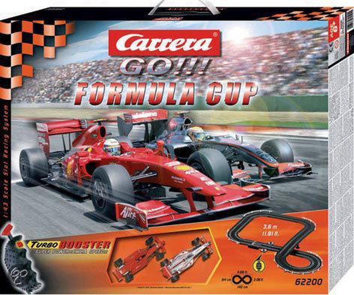 Carrera Go Formula Cup
