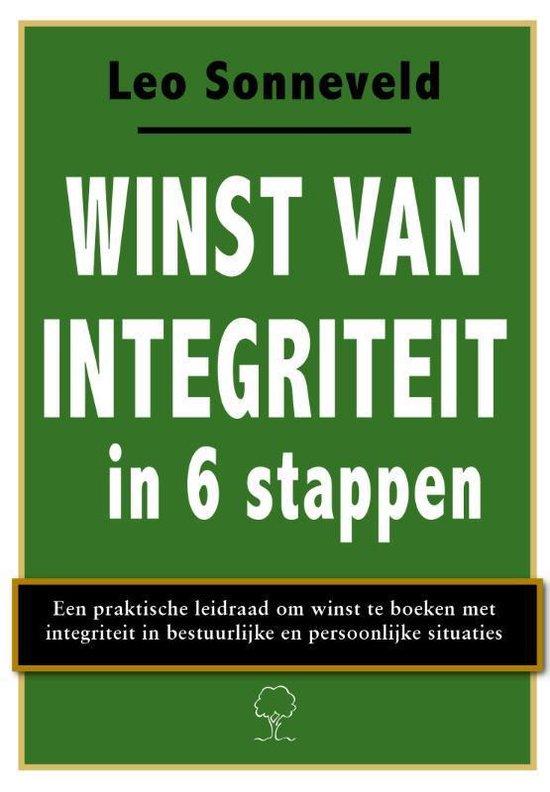Winst van integriteit