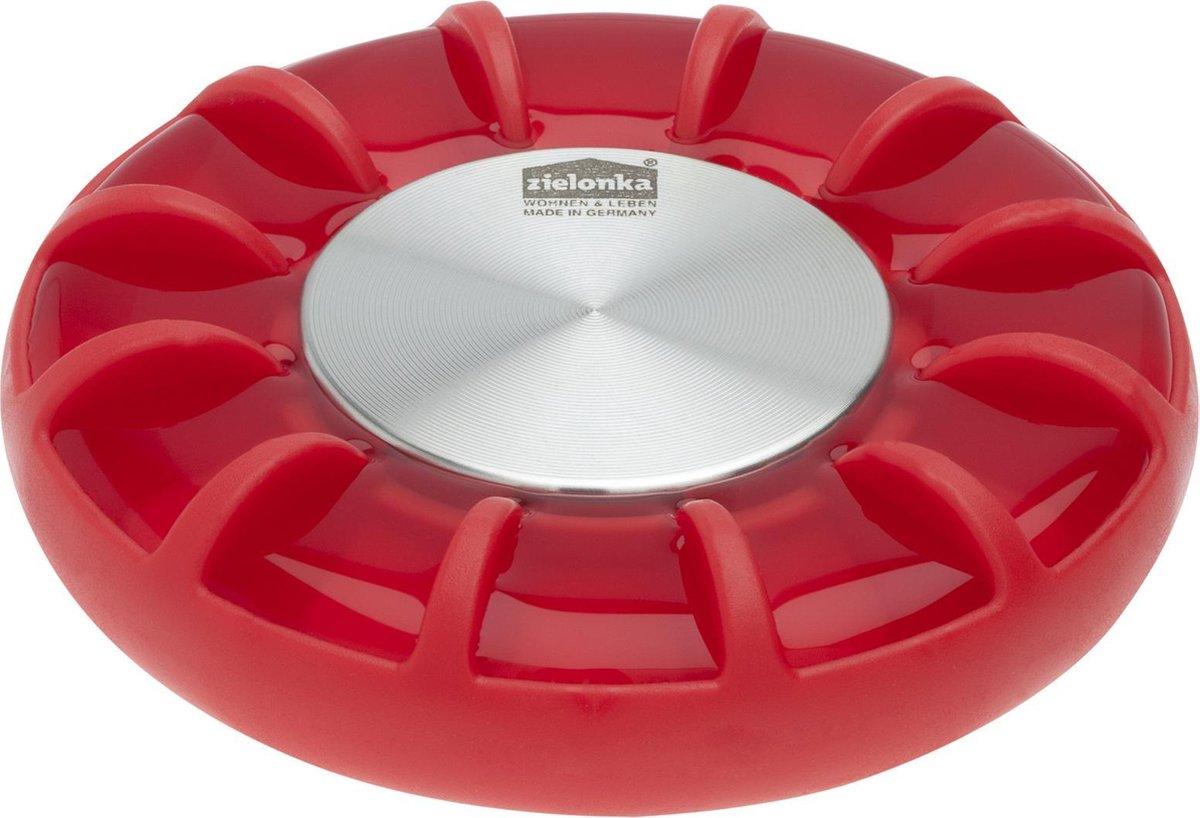 Zilofresh | Badkamer luchtreiniger | luchtreiniger voor een badkamer tot ca 12 m2 | Rood
