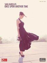 Boek cover Sara Bareilles - Once Upon Another Time (Songbook) van Sara Bareilles