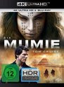 The Mummy (2017) (Ultra HD Blu-ray & Blu-ray)