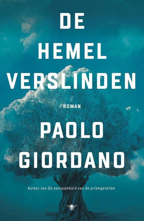 Boek cover De hemel verslinden van Paolo Giordano (Onbekend)