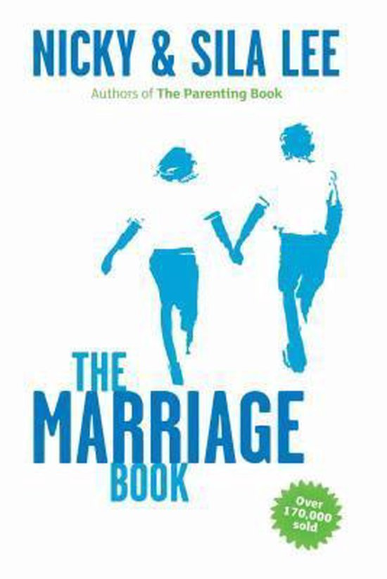 Boek cover The Marriage Book van Nicky And Sila Lee (Paperback)