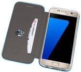 Slim Folio Case voor Galaxy S7 Blauw