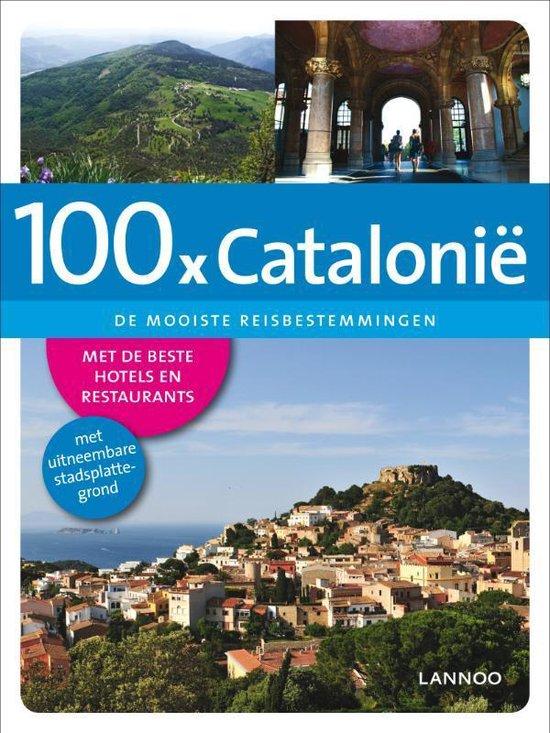 100 x gidsen - 100 x Catalonie - Hieke Voorberg |