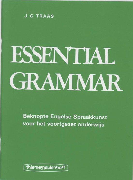 Essential grammar - J.C. Traas pdf epub