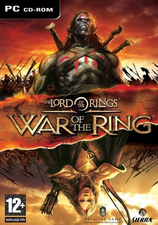 Lord Of The Ring War Of The Ring