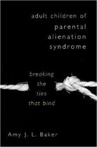 Omslag Adult Children of Parental Alienation Syndrome