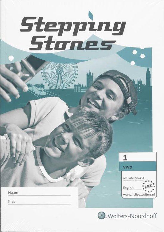 1 Vwo Stepping Stones Activitybook A+B - none |