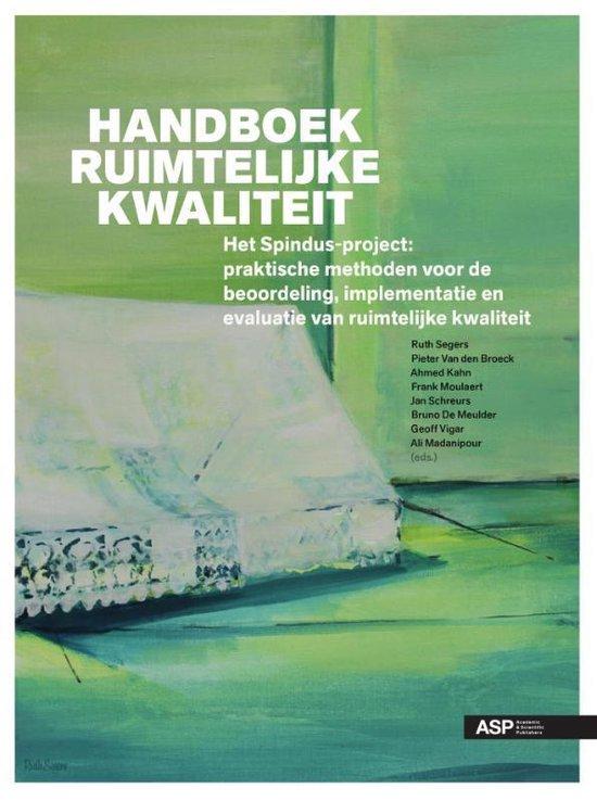 Handboek ruimtelijke kwaliteit - Ruth Segers |
