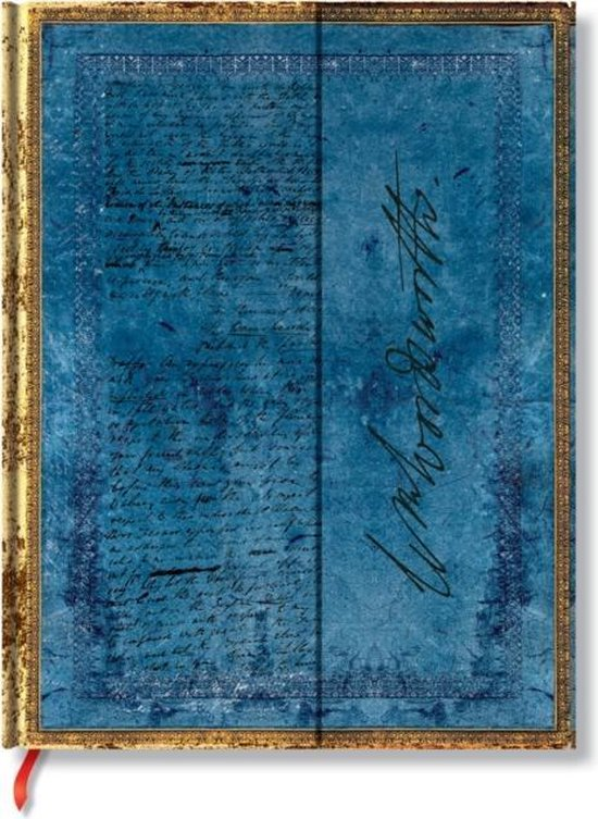 "Paperblanks Wordsworth, Letter Quoting ""Daffodils"" Ultra Lined Journal"
