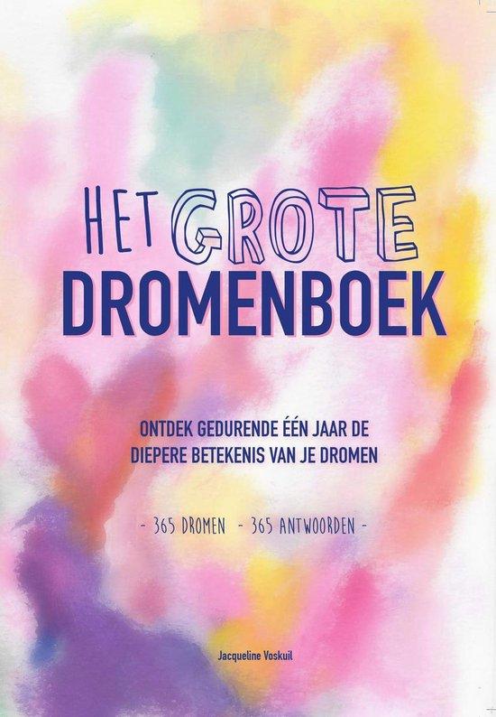Het Grote Dromenboek HB - Jacqueline Voskuil   Readingchampions.org.uk