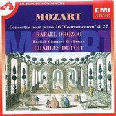 "Concertos pour piano 26 ""Couronnement"" & 27"