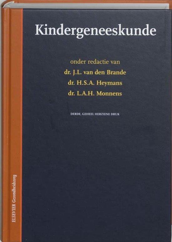 Kindergeneeskunde - J. van Den Brande pdf epub