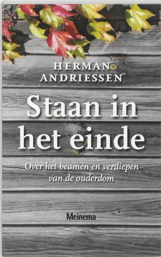 Staan in het einde - H. Andriessen | Fthsonline.com