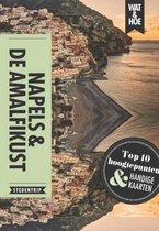 Boek cover Wat & Hoe Stedentrip - Napels & Amalfikunst van Wat & Hoe Stedentrip (Paperback)