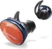 Bose Soundsport Free - in-ear oordopjes - Oranje