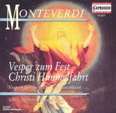 Monteverdi: Vespers For The Feast Of The Ascension