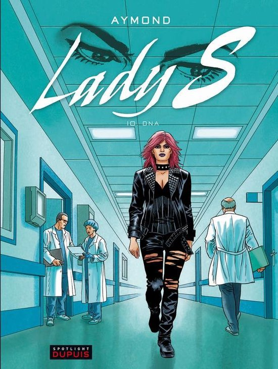 Lady s 10. dna - Philippe Aymond pdf epub