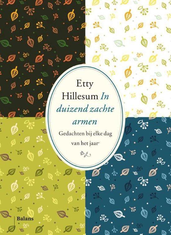 In duizend zachte armen - Etty Hillesum | Readingchampions.org.uk