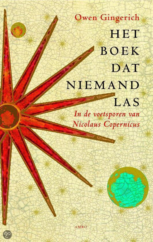 Het Boek Dat Niemand Las - Owen Gingerich |