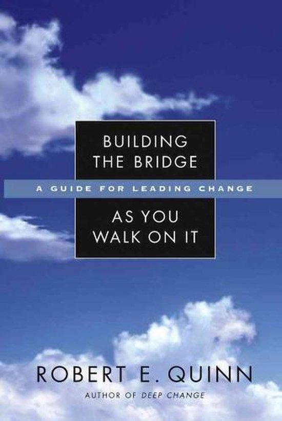 Afbeelding van Building the Bridge As You Walk On It