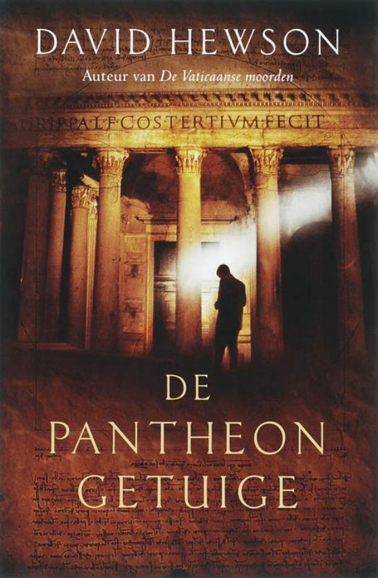De Pantheon getuige - David Hewson |