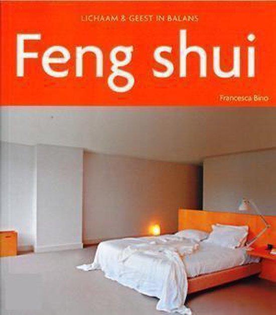 Cover van het boek 'Health Books Feng Shui' van Francesca Bino