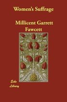 Boek cover Womens Suffrage van Millicent Garrett Fawcett