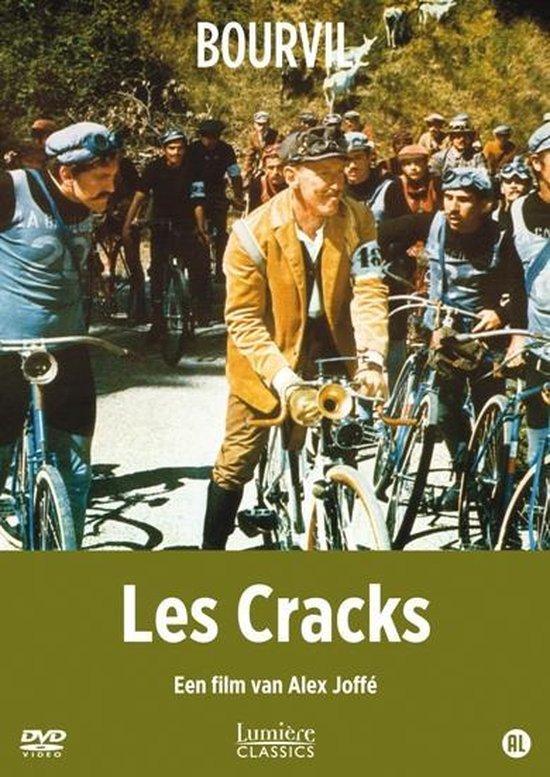 Cover van de film 'Les Cracks'
