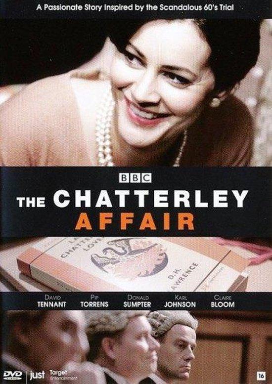 Cover van de film 'Chatterly Affair'