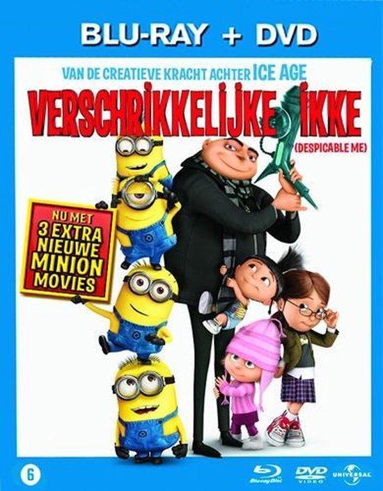 Verschrikkelijke Ikke (Despicable Me) (Blu-ray+Dvd Combopack)