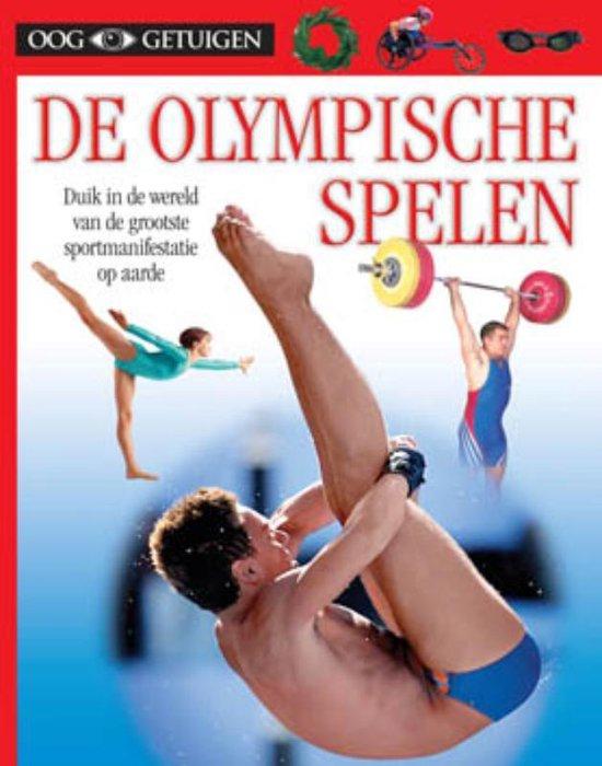 Ooggetuigen - De olympische spelen