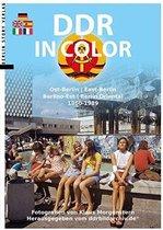 Boek cover DDR in Color van Klaus Morgenstern (Paperback)